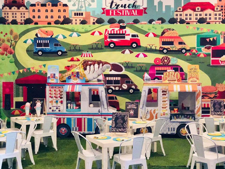 Welcome to the Food Truck Festival