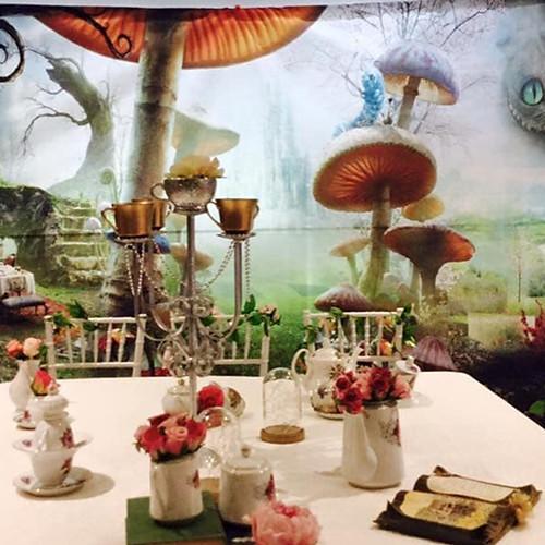 Wonderland Parties