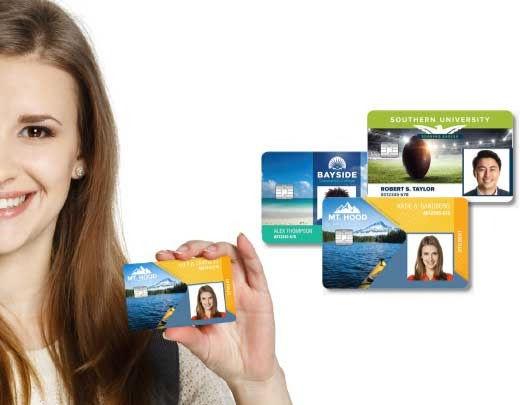 Entrust Datacard Plastic Card Printers for Student ID Card Printing