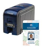 Datacard SD160 DTC PVC Card Printer