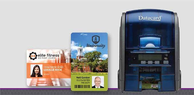 Entrust Datacard SD160 Direct-to-Card Plastic ID Card Printer