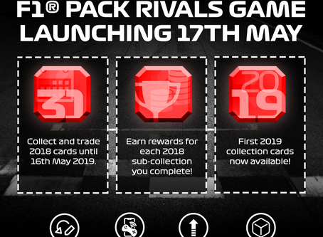 F1®Pack Rivals 2019 is Coming!