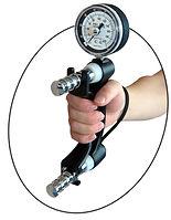 Dinamómetro para presión de mano