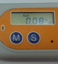 Dosimetro rayos X