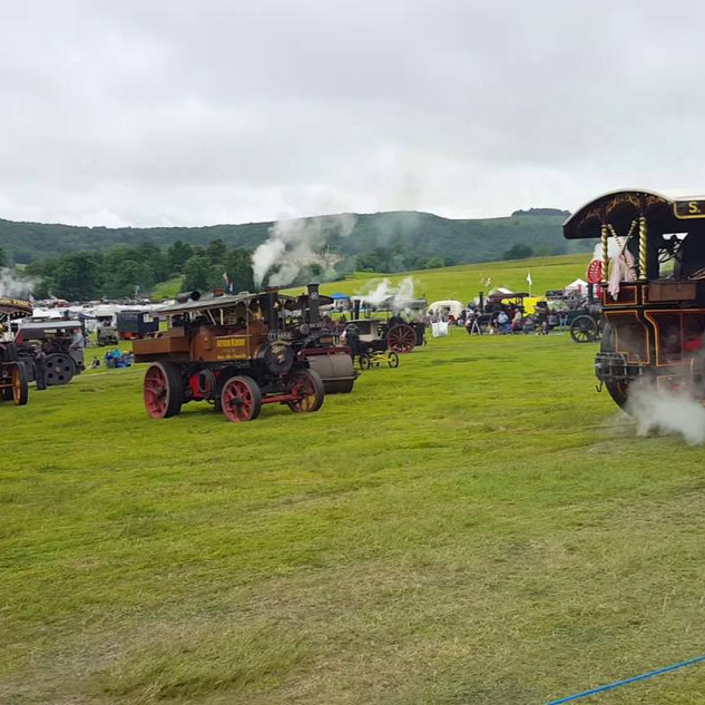 Wiston Steam Rally 2016 By Martin Staněk
