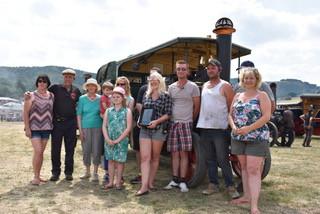 The Wiston Steam Rally Team