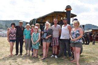 The Wiston Steam Rally Team