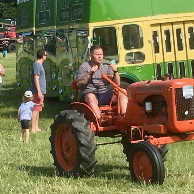 Allis Chalmers 2019 By Russell Tullett