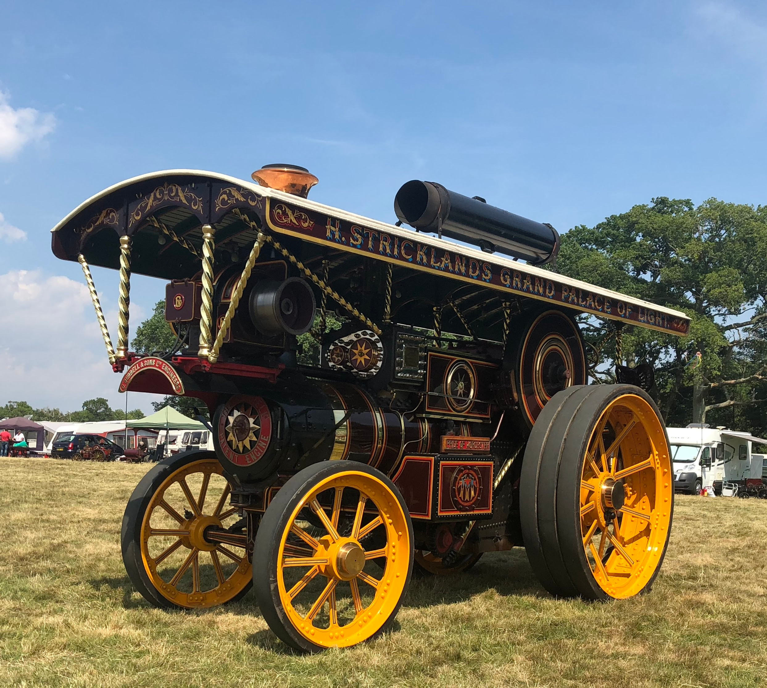 (c) Sussexsteamrally.co.uk