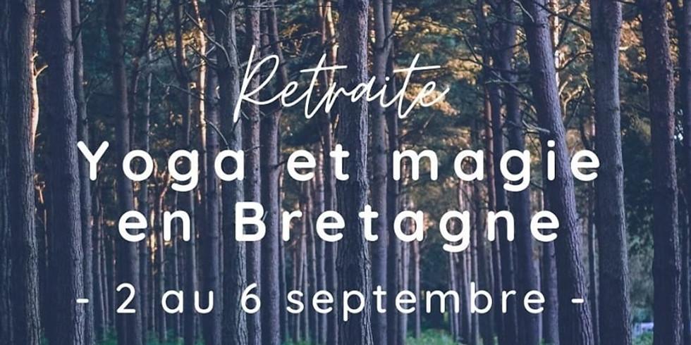 Retraite Yoga et Magie en Bretagne