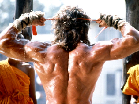 Why Rambo and the Terminator possibly weren't the best role models