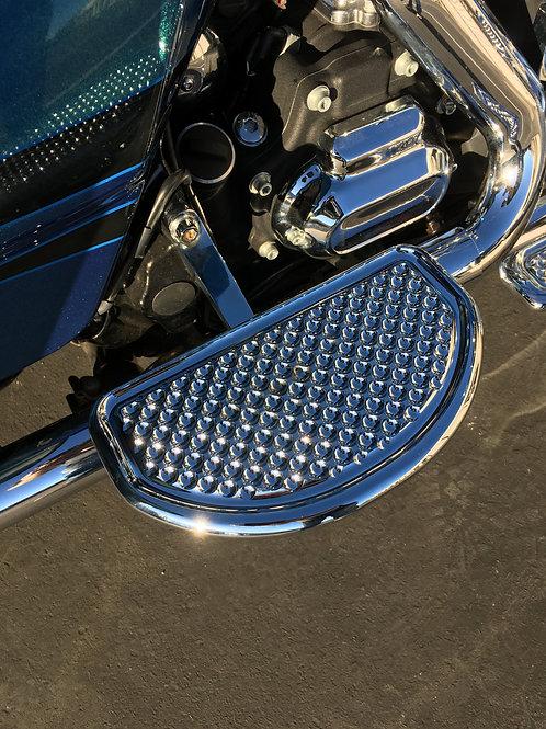 Shredder Rear Footboard Covers