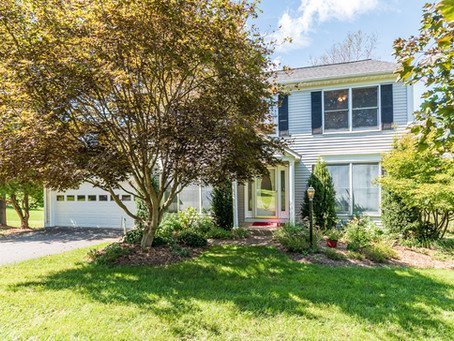 Hunting for Home? Don't Pass on this Perfect Parkton Colonial | 19004 Hunt Pass Ct Parkton, MD 21120