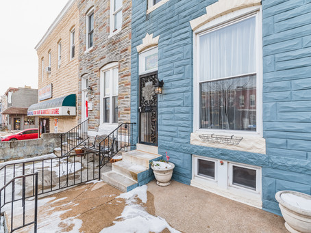 Row Home in the Heart of Remington | 2806 Huntingdon Ave, Baltimore, MD 21211