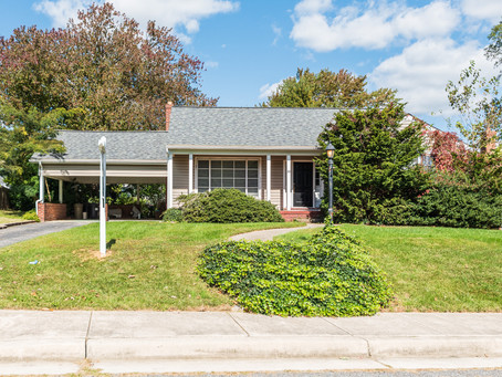 Cozy Rancher | For Sale: 20 Gorsuch Rd, Lutherville Timonium, MD 21093