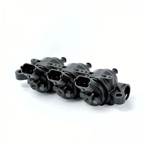 Dujų purkštukai 3 cilindrams