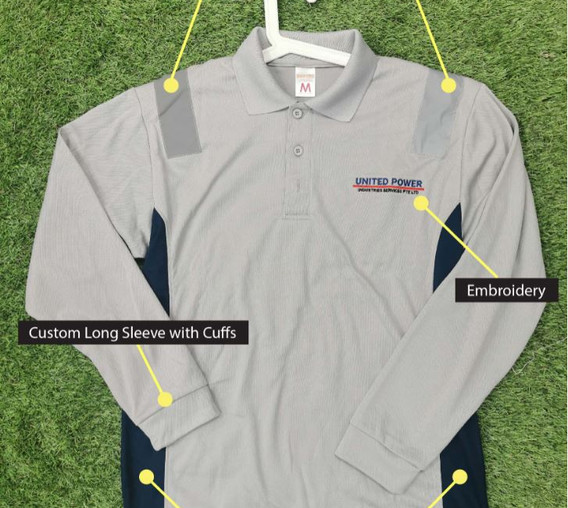 Custom Polo T-shirt with Long Sleeve - Butter Prints wix.JPG