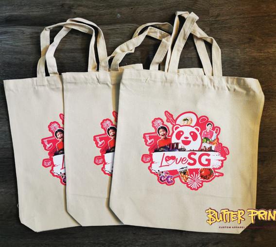 Food Panda Tote Bags - Digital Print - Butter Prints.JPG