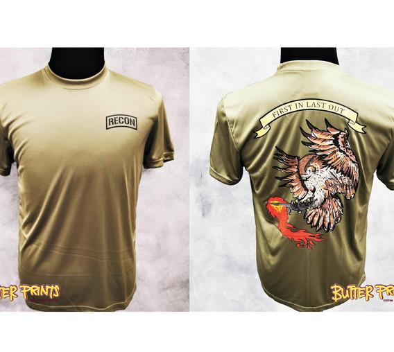 Customized Army T-shirt Recon - butterprints.com.sg.jpg