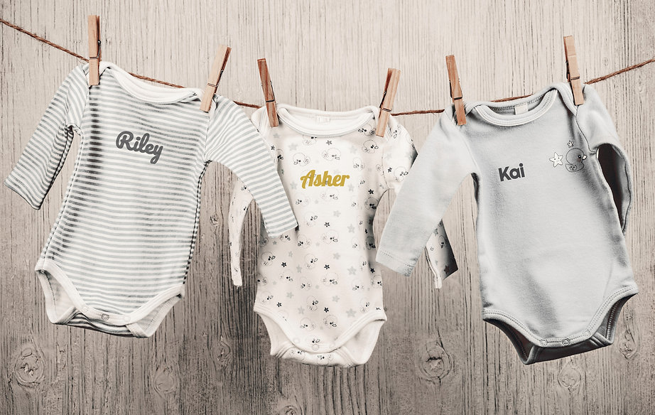 Customize Baby Rompers Singapore