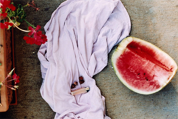 Wolfgang-Tillmans-Still-life-Watermelon-