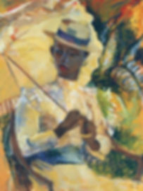 'Boater Hat with Parasol'.jpg