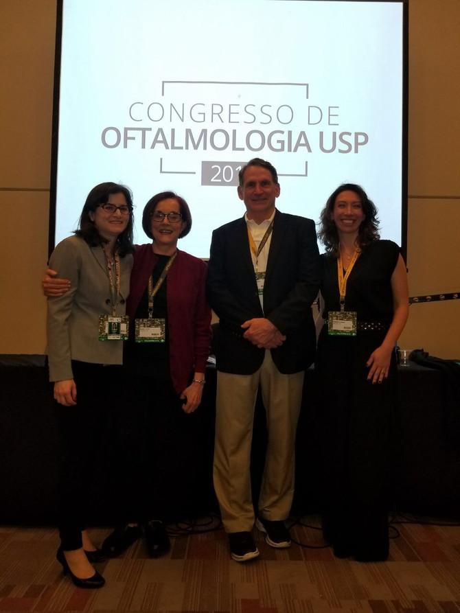 Congresso de Oftalmologia da USP 2017