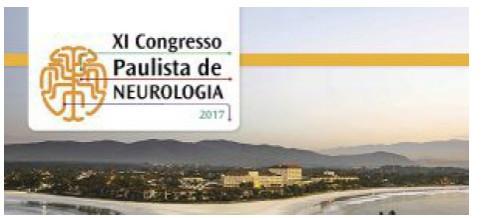CONGRESSO PAULISTA DE NEUROLOGIA 2017