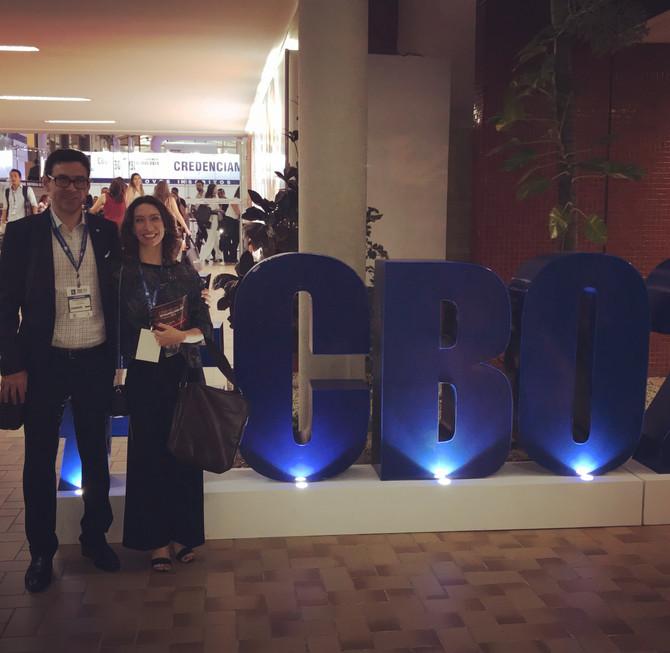 Congresso Brasileiro de Oftalmologia - CBO 2018 (Maceió - AL)