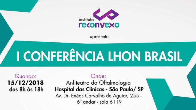 I Conferência LHON Brasil