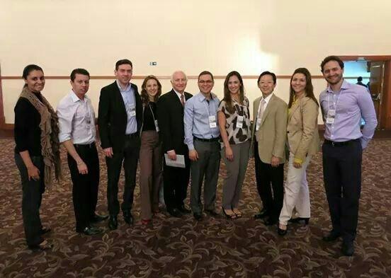 Principal Congresso de Esclerose Múltipla no Brasil (BCTRIMS) aconteceu em setembro 2014 em Campinas