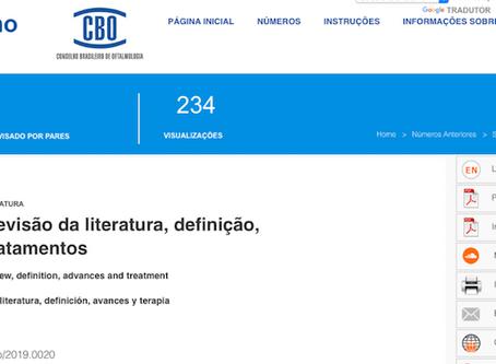 Artigo de revisão de ambliopia - e-Oftalmo