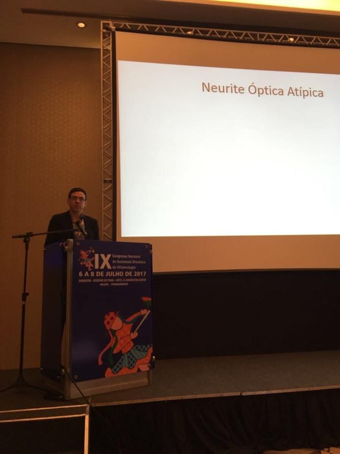 Congresso Nacional da Sociedade Brasileira de Oftalmologia – 2017
