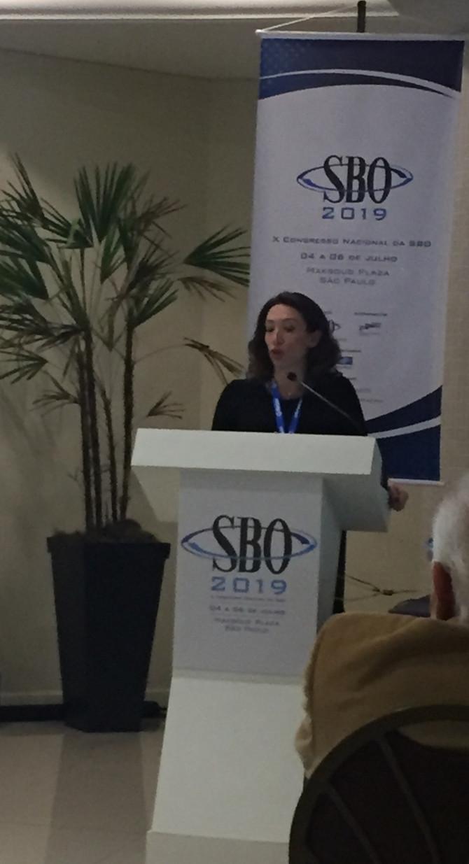 Congresso Internacional da Sociedade Brasileira de Oftalmologia - SBO