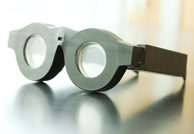 """Óculos com foco automático para """"vista cansada"""" já existe!"""
