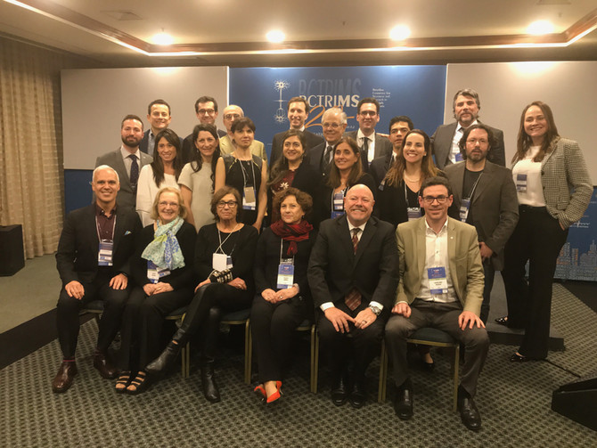 Participação no Congresso de Esclerose Múltipla e Neuromielite Óptica 2019