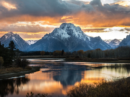 A Massage Therapist's Love for Jackson, Wyoming