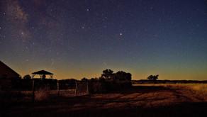 Astronomía en Cabañeros