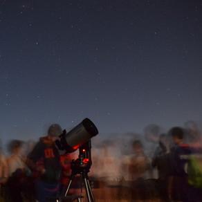 Astronomía escolares y campamentos
