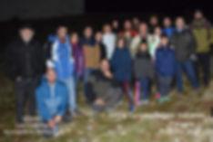 Noche Europea de los volcanes. Porzuna