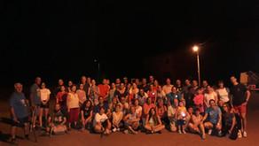 Ruta Nocturna en Alcoba