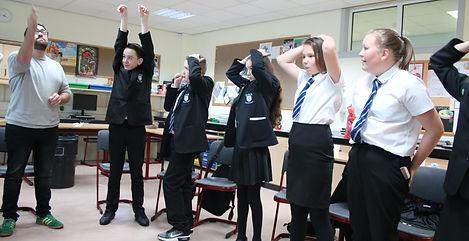 J12 in secondary school