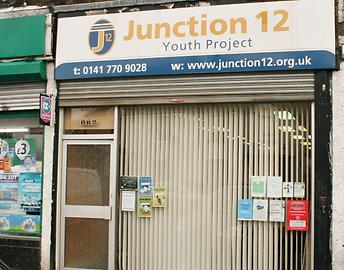 J12 Base front