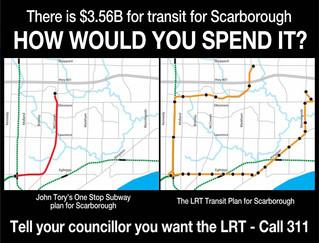 Toronto City Council Votes Down Facts on Scarborough Transit