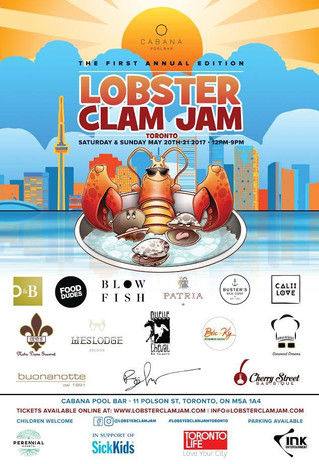 Toronto's Getting A Victoria Day Long Weekend Lobster Festival Down By The Water!