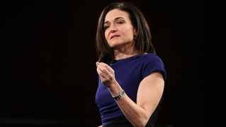 Sheryl Sandberg on Being a Single Mother: 'I Did Not Really Get How Hard It Is'