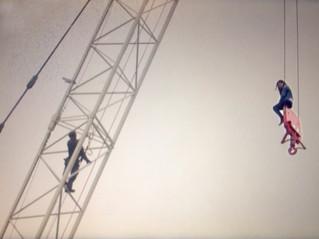Toronto Woman Climbs Up A Crane And Straight Into My Heart #CraneBae