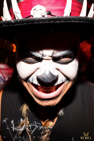 PICS: Halloween At REBEL