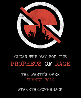 Rage Against The Machine AND Public Enemy? Summer '16 is about to heat up!