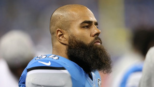 NFL player speaks up about sexual violence
